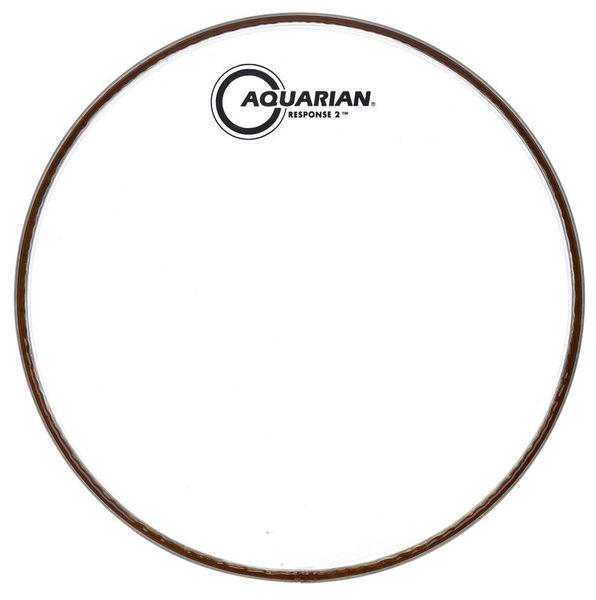 """Aquarian 10"""" Super 2 Clear"""