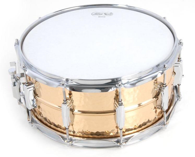 "Ludwig LB552K 14""x6,5"" Bronze Snare"