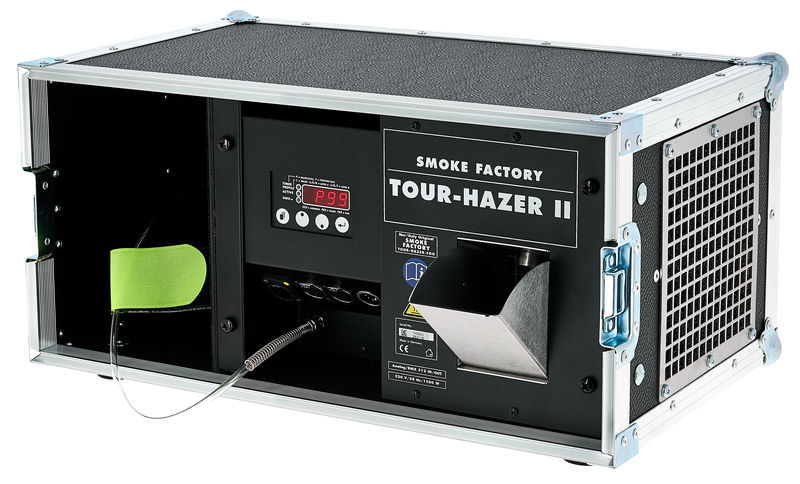 Smoke Factory Tour Hazer II-A Amptown