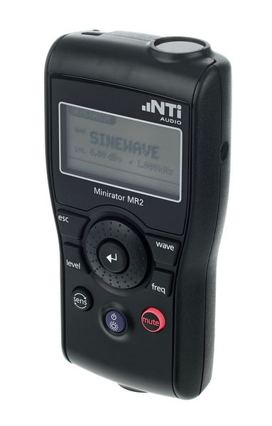NTI Audio MR-2 Minirator
