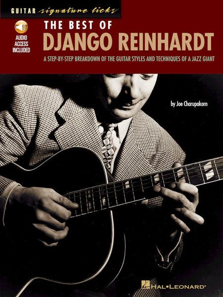 Hal Leonard Django Reinhardt The Best Of