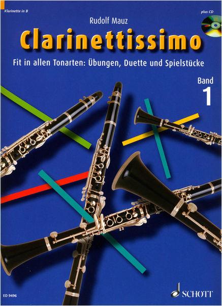 Schott Clarinettissimo 1