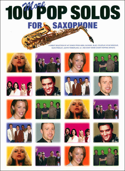 Wise Publications 100 More Pop Solos for Sax