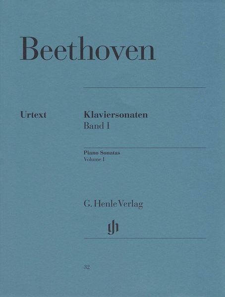 Henle Verlag Beethoven Klaviersonaten 1