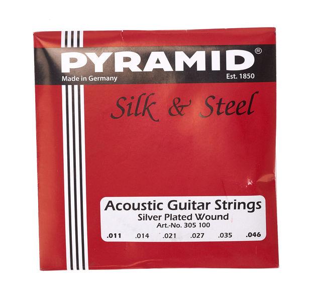 Pyramid 305/100 Silk & Steel