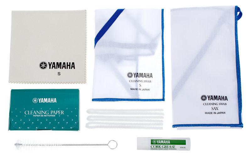 Yamaha Cleaning Set for Saxophone