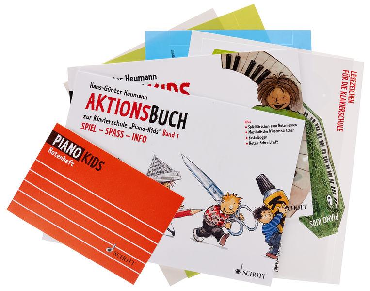 Schott Piano Kids 1 Complete