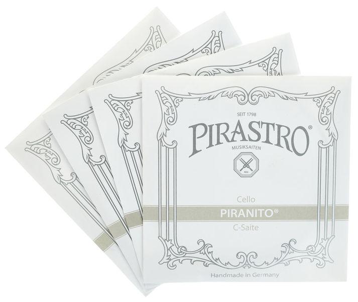 Pirastro Piranito Cello 3/4-1/2