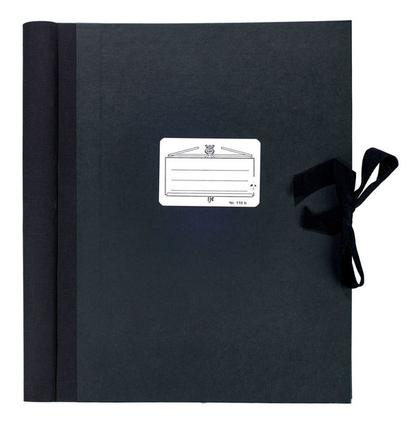 Star Music Folder 110b/8 Black