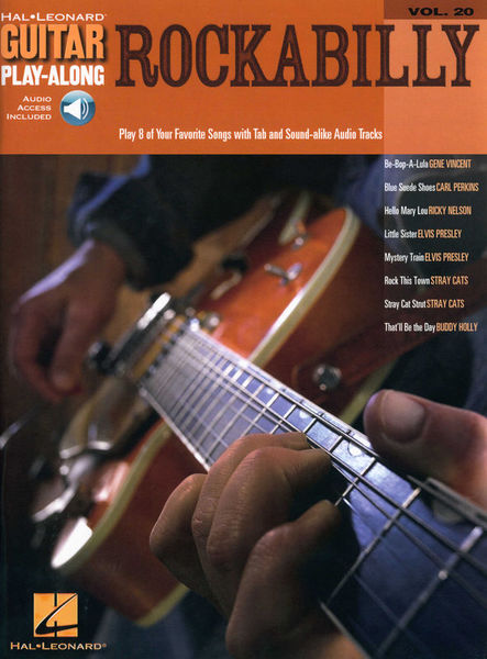 Hal Leonard Guitar Play-Along Rockabilly