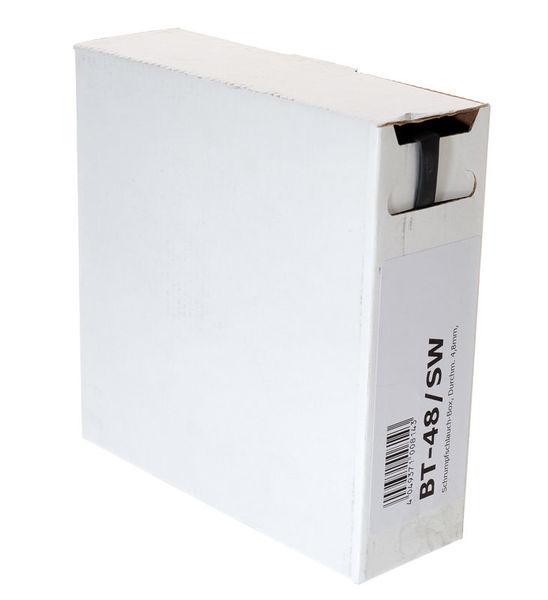 Sommer Cable Shrinktube Box 4,8mm black