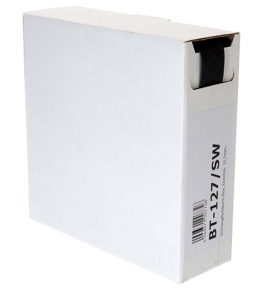 Sommer Cable Shrinktube Box 12,7mm black