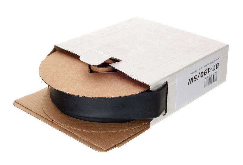 Sommer Cable Shrinktube Box 19,0mm black