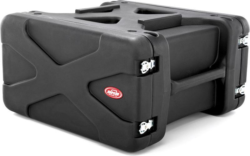 SKB 4U Roto Shockmount Rack