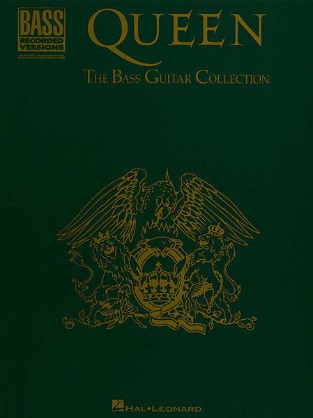 Hal Leonard Queen The Bass Guitar Collect
