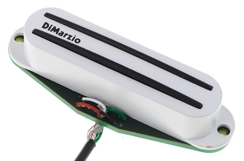 DiMarzio DP 218 Super Distortion S WH