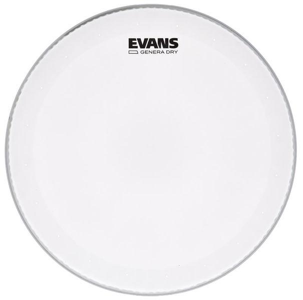 "Evans 14"" Genera Dry Coated Snare"