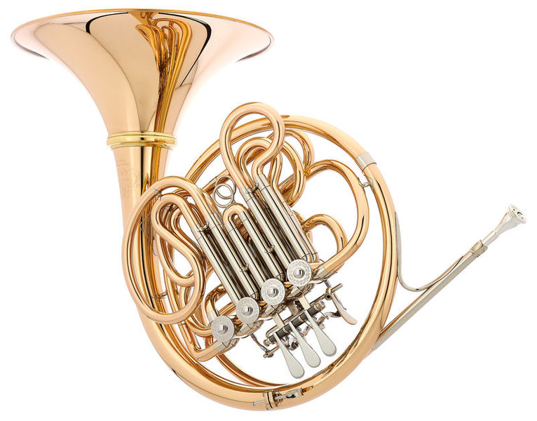 Hans Hoyer 801GA-L Double Horn