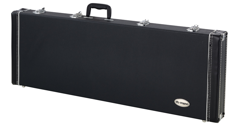 Thomann E-Guitar Case BK Wood