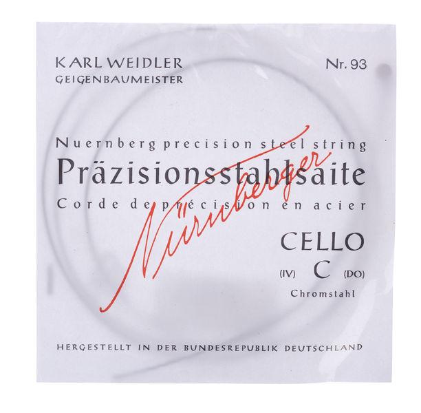 Weidler Cello String C 639730