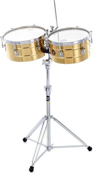 LP 255-B Timbales Set Brass