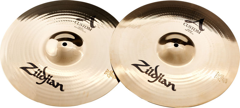 "Zildjian 14"" A-Custom Hi-Hat"