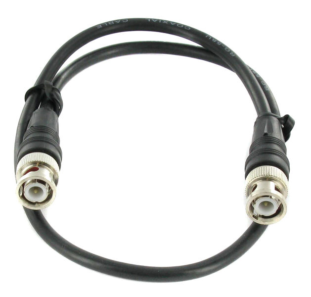 pro snake BNC Cable 50 Ohm 0,5m