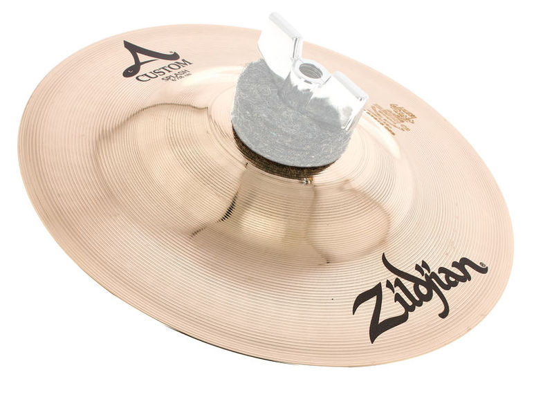 "Zildjian 06"" A-Custom Splash"
