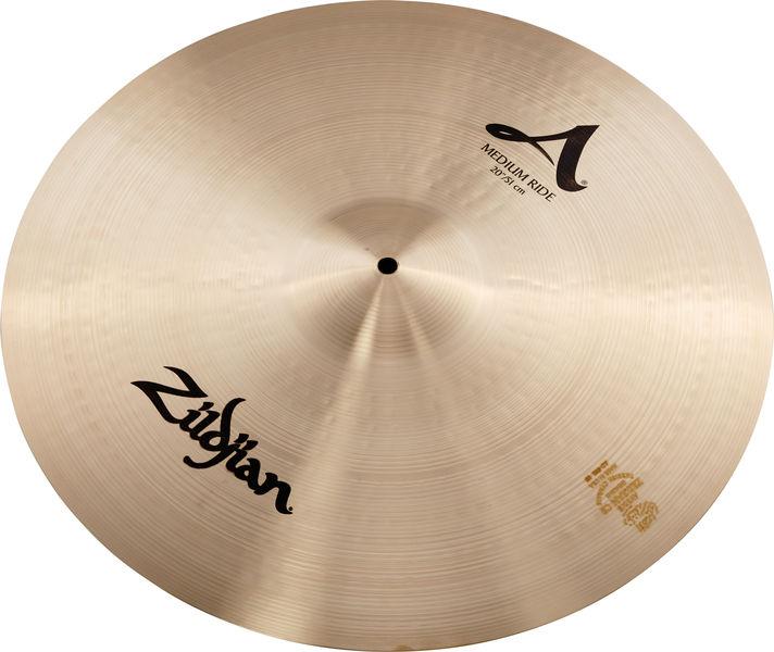 """Zildjian 20"""" A-Series Medium Ride"""