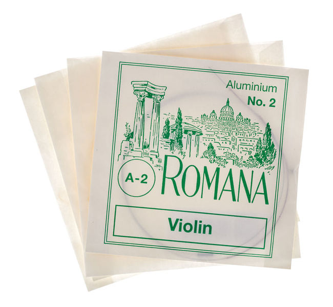 Romana Violin Strings Set