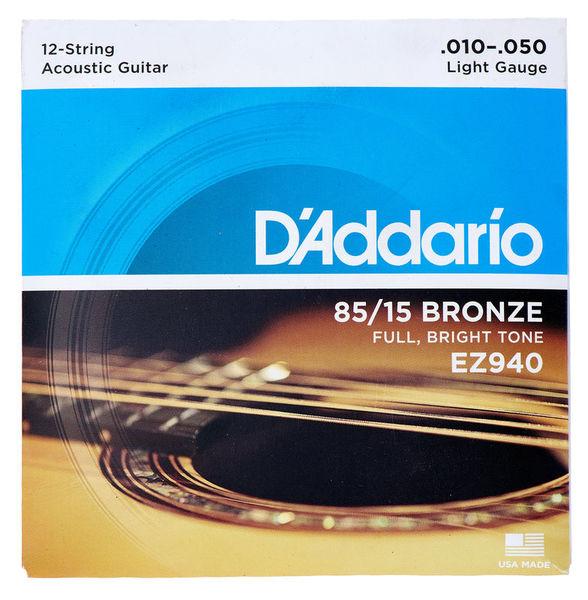 Daddario EZ940
