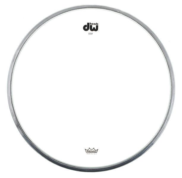 "DW 08"" Transparent Drumhead"