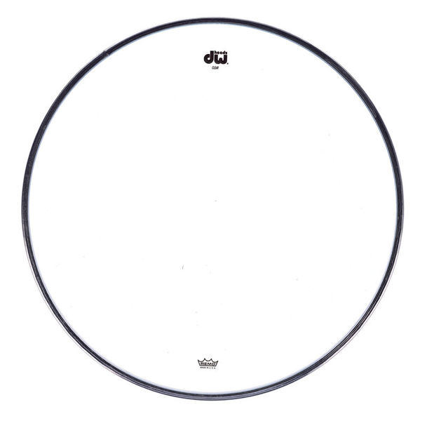 "DW 12"" Transparent Drumhead"