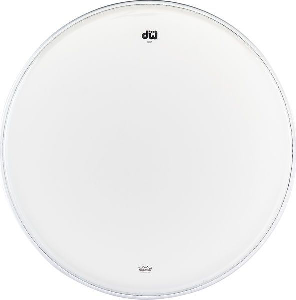 "DW 14"" Transparent Drumhead"