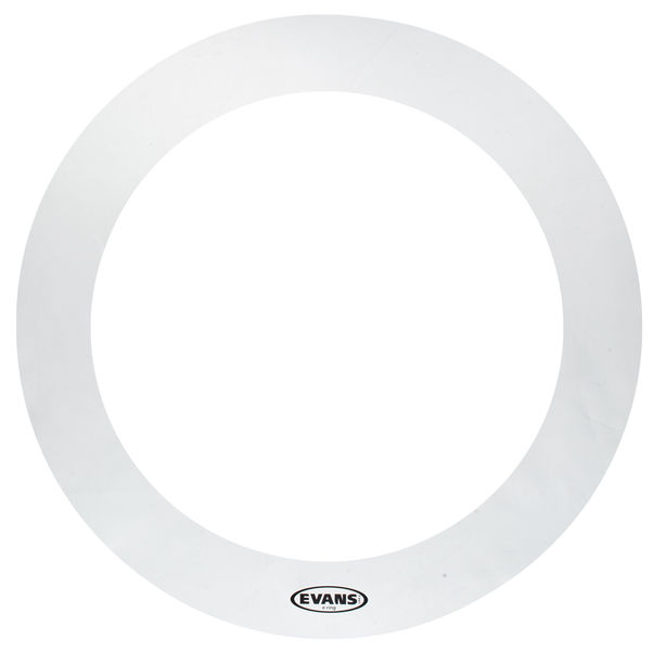 """Evans E-Ring 16"""" Clear 2"""