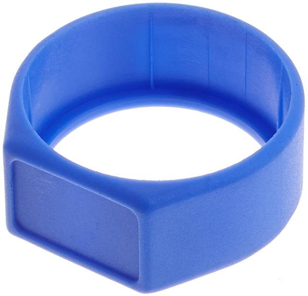 Neutrik XCR Ring Blue