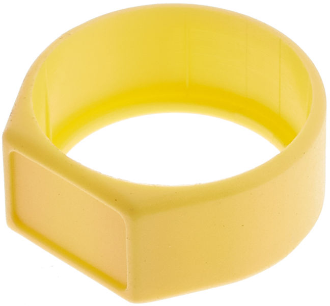Neutrik XCR Ring Yellow