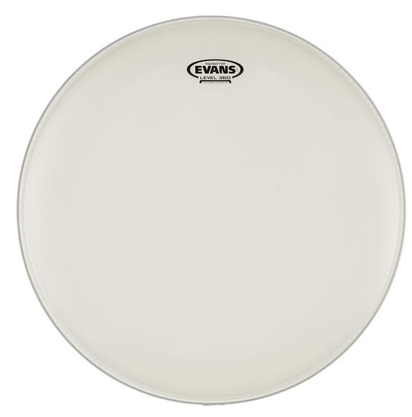 """Evans 20"""" EQ4 Frosted Bass Drum"""
