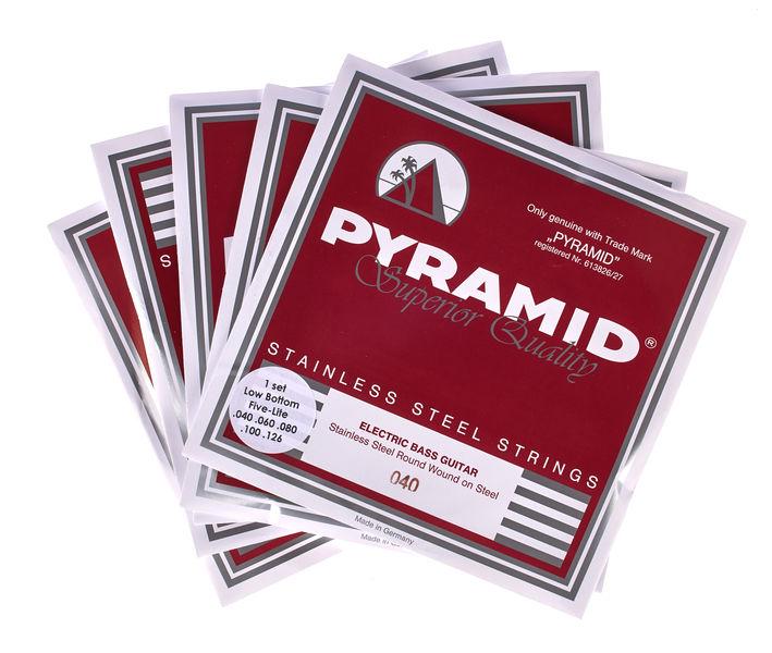 Pyramid Fusion S5