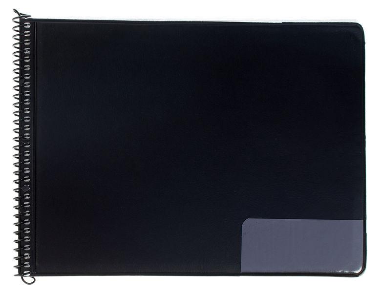 Star Marching Folder 146/20 Black