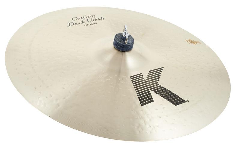 "Zildjian 16"" K-Custom Dark Crash"