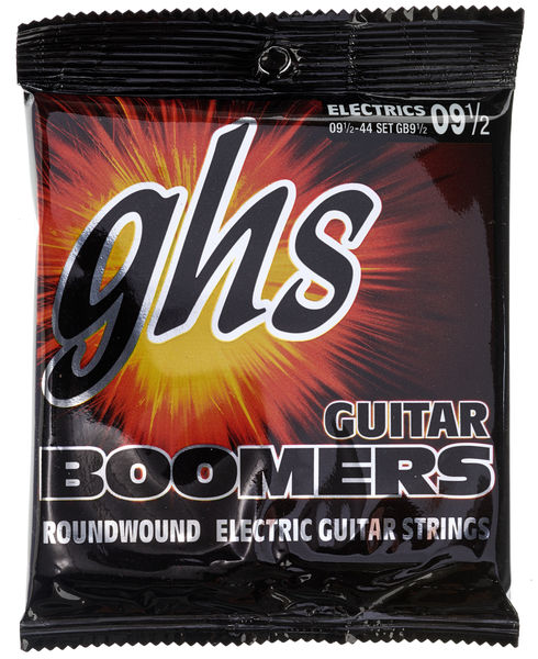 GHS GB 9 1/2 Boomers