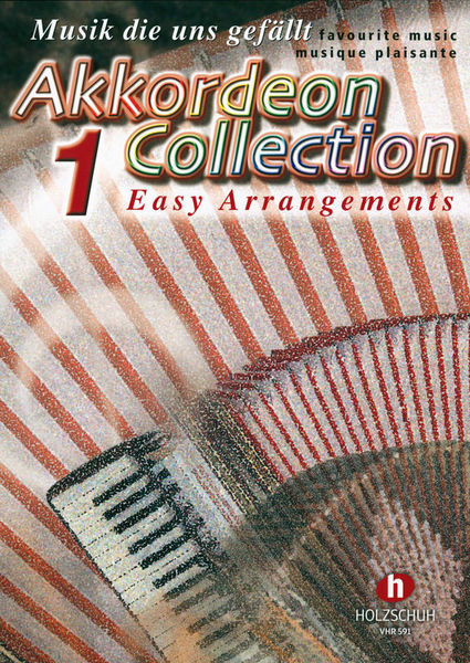 Holzschuh Verlag Akkordeon Collection 1