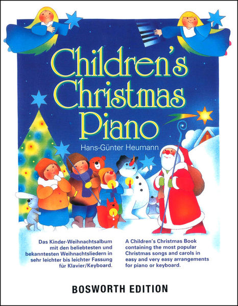 Bosworth Children's Christmas Piano