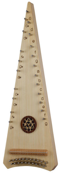 Thomann Europe Soprano Psaltery D1004