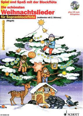 Schott Die schönsten Weihnachts Rec