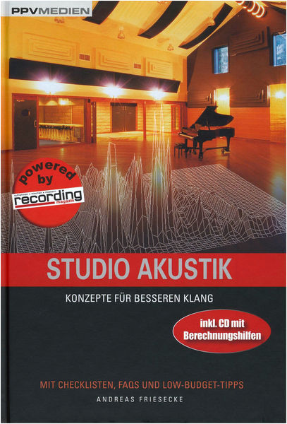 PPV Medien Studio Akustik