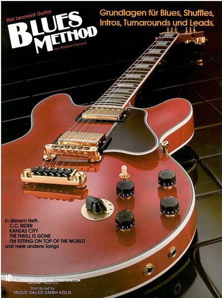 Hal Leonard Blues Method
