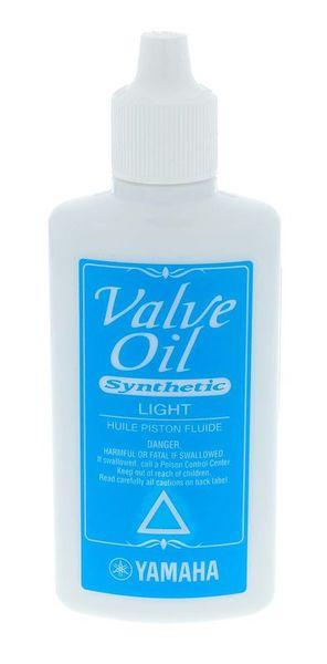 Yamaha Valve Oil Light