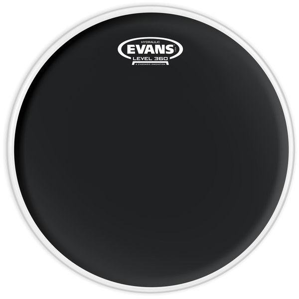 """Evans 10"""" Hydraulic Black Tom"""